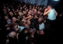 Concerts de punk al Palau de la Música cori parlament