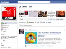 Jo CORI, i tu? facebook